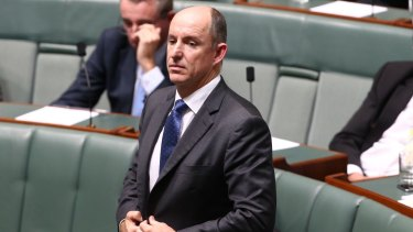 Turnbull government MP Stuart Robert has been called to appear as a witness at a Crime and Corruption Commission public hearing.