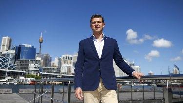 Decathlon's Sylvain Baudens already has his eyes on half a dozen sites in Melbourne and Sydney.