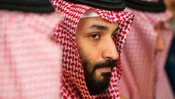Saudi Arabia is trying to distance its de facto ruler, Crown Prince Mohammed bin Salman, from any responsibility for the death of Jamal Khashoggi.