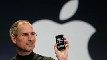 When Steve Jobs launched the iPhone, it became the future of Apple.
