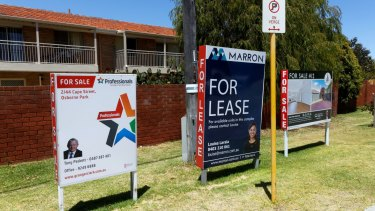 'Now is not the time to buy, but rather to rent in places like Sydney and Melbourne.'