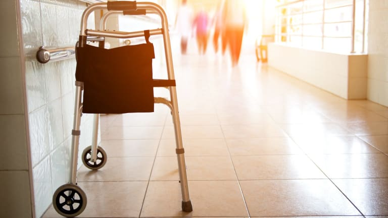 About another 50 per cent prepare one within the first month of residential aged care at the urging of staff, but 30 per cent still die with no ACD.