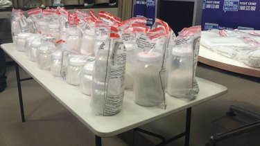 The Melbourne and Sydney crime families are believed to be the liaison between Calabria and the trafficking of drugs to Australia.