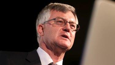 Former treasury secretary Martin Parkinson