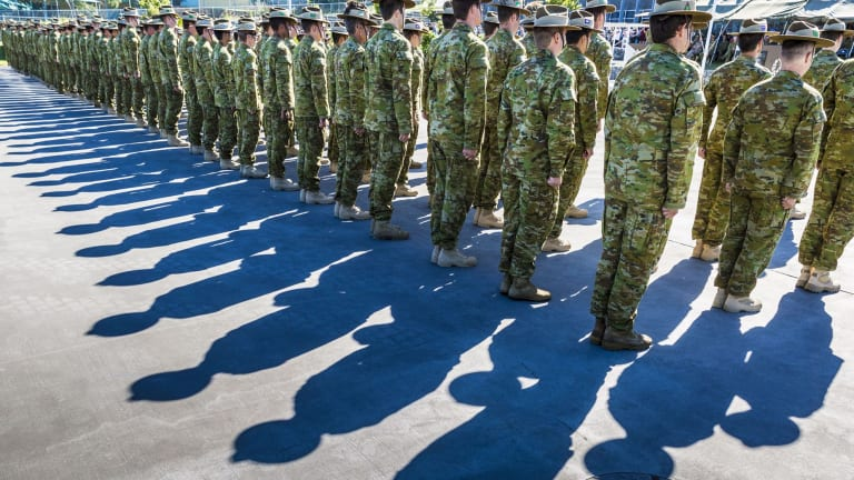 A likely new ADF pay deal will leave civilian Defence employees far behind.