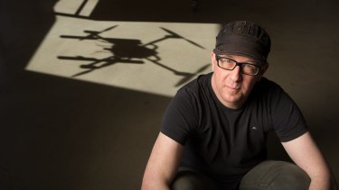 Matthew Sleeth, creator of <i>A Drone Opera</i>.