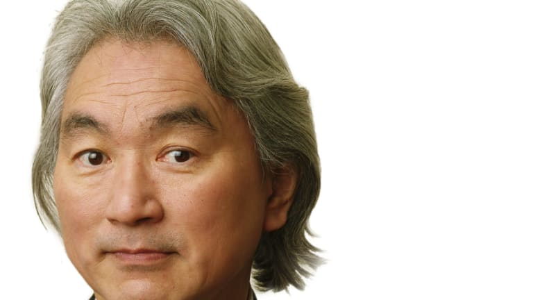 Next World with Michio Kaku, the scientist, is one of CuriosityStream's most popular shows.