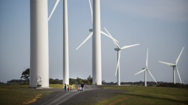 A hot air expert: Australia is set to have a Wind Farm Commissioner.