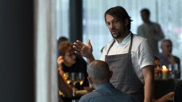 Noma chef Rene Redzepi brought his restaurant for a residency in Australia as part of the Restaurant Australia program.