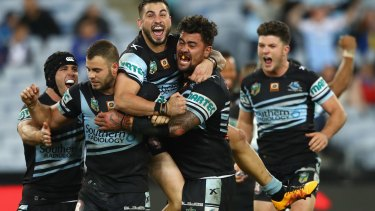 The good: Cronulla's last-gasp victory over the Bulldogs was one of the better games of the season.