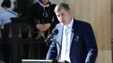 Corrective Services Minister Mark Ryan said the Parole Board was appointed on merit.