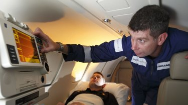 Canberra-based company Aspen Medical will launch a commercial flying doctor service in west Africa.