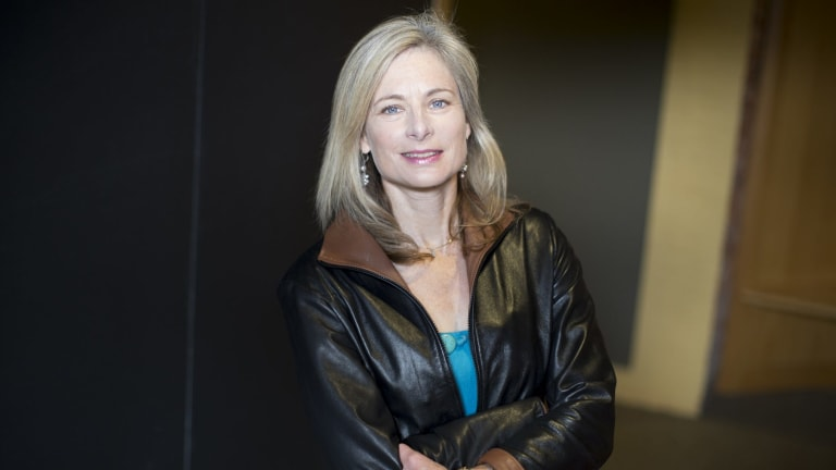 Physics professor Lisa Randall is co-author of a paper that suggests dark matter may have played a role in the extinction of the dinosaurs.