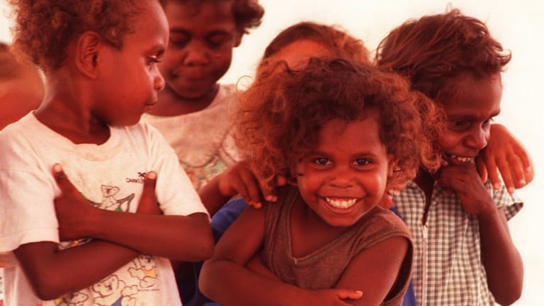 Remote Aboriginal communities must be safe for kids and receive constant support.
