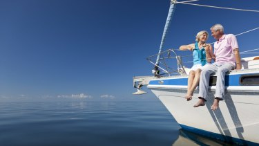 Happiness in retirement is about making time for whatever your floats your boat.