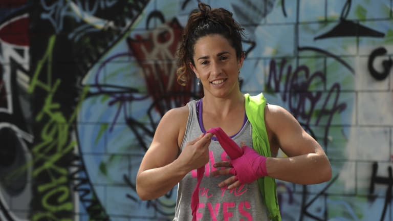 "Bianca Elmir: ""Getting punched in the face makes me feel alive."""