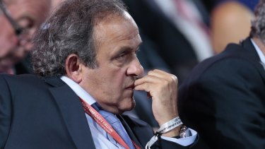 UEFA President Michel Platini will appeal his suspension.
