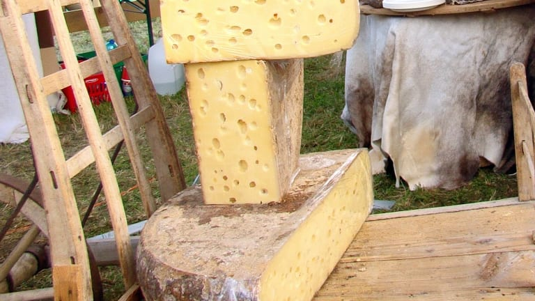 Real Emmental? Switzerland has turned to DNA fingerprinting to protect its industry against cheese forgeries.