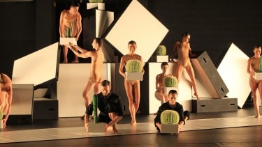 A preview of Cacti by Swedish choreographer Alexander Ekman, coming to Canberra Theatre Centre and Southbank Theatre, Melbourne, in May.
