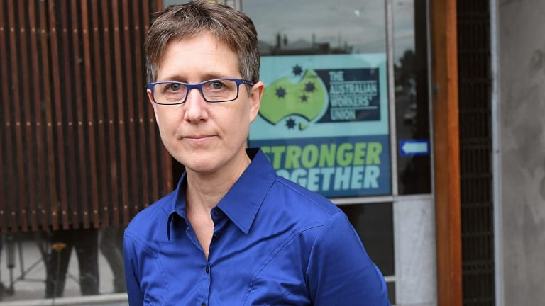 ACTU secretary Sally McManus says bills before federal Parliament are anti-democratic and designed to drive down wages and put more workers in casual work.