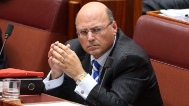 Cabinet secretary Arthur Sinodinos is under pressure over the NSW Liberal party's political donations scandal.