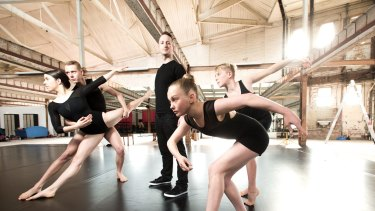 337328aa8f57 Dance trainer Paul Malek is concerned young dancers are training too hard  and being encouraged to