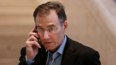 Glencore chief executive Ivan Glasenberg has agreed to a streaming deal from the Antamina copper mine
