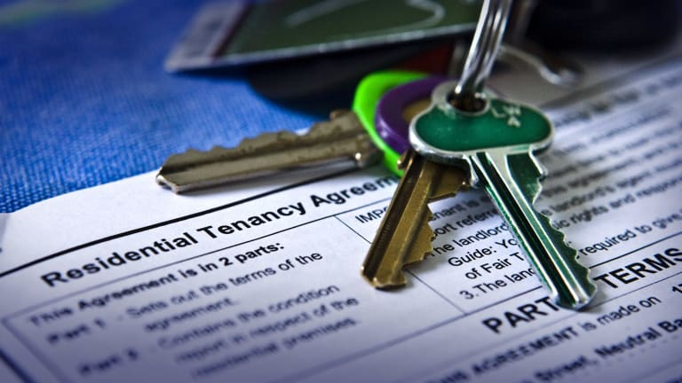 About one in three tenants say they do not get all of their bond back.