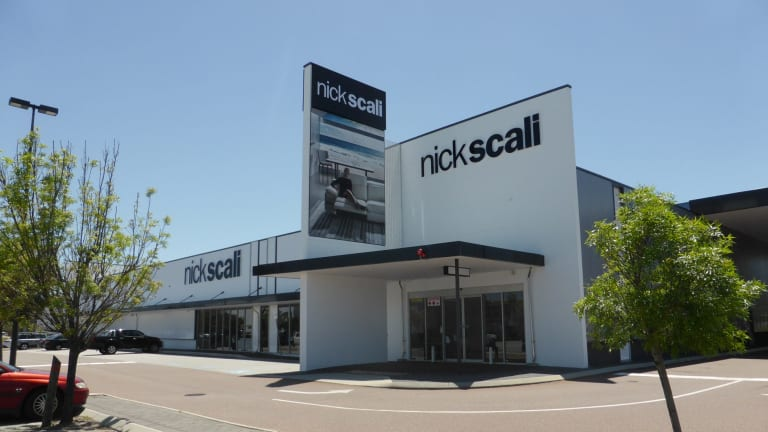 A big funds manager can have a big impact on the share price of a small- or mid-cap stock such as Nick Scali.