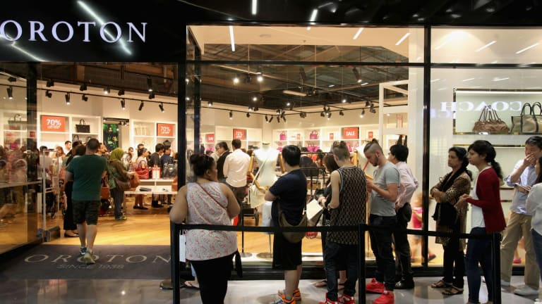 Designer outlets are the new darlings of the retail sector.