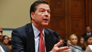 FBI director James Comey has put himself at the heart of the presidential election.