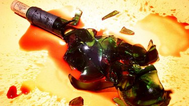 It is believed Lak Quach's love affair with fine wine has become his undoing.