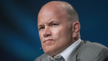 A former US Army helicopter pilot and 11-year veteran of Goldman Sachs, Michael Novogratz was a regular on the hedge fund conference circuit, where he was known for his articulate prognostications of macro-economic trends and his flashy attire.