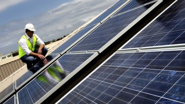 As many as one in five homes now have rooftop solar systems.