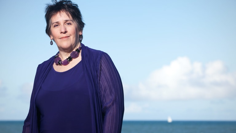 Meryl Dorey, the founder of the Australian Vaccination-Sceptics Network.