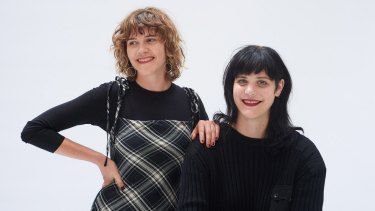 Kelly Elkin and Courtney Sanders are the co-founders of Well Made Clothes.