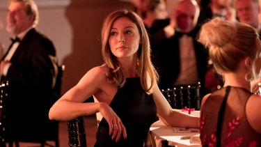 Rebecca Harper stars in the provocative new drama McMafia.