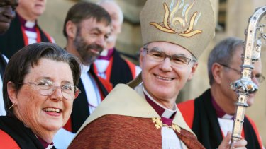 Anglican Archbishop of Melbourne Philip Freier