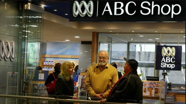 Up to 300 jobs will go as the ABC closes its 50 retail stores.