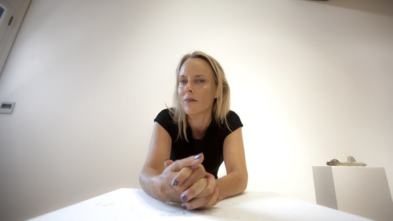 Lisa Roet has received a $20,000 City of Melbourne arts grant.