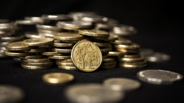 Commonwealth Bank of Australia strategist Richard Grace says the dollar got caught up in stock market volatility.