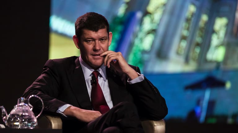 Monday's Crown share price plunge has cut billionaire James Packer's paper wealth by about half a billion dollars.