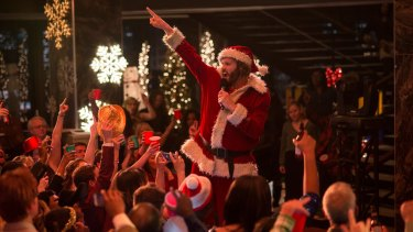 T.J. Miller as Clay Vanstone in <i>Office Christmas Party</i>.