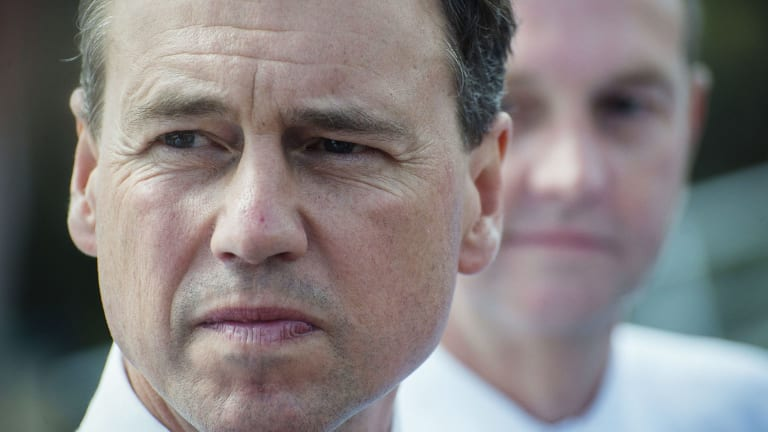 """All these critics said you can never repeal the carbon tax. You'll never get this passed"": Environment Minister Greg Hunt."