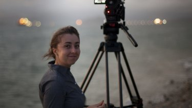 Forced to re-edit the film twice ... director Hollie Fifer.