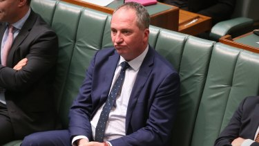 The position of deputy prime minister will be temporarily suspended until after the New England byelection, as Barnaby Joyce has been forced to go back to the polls.