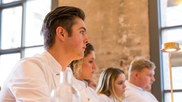 There is a 50 per cent drop out rate of TAFE hospitality courses.
