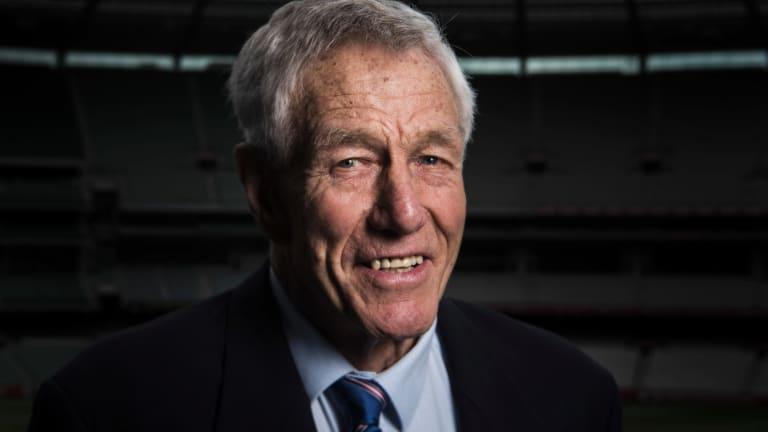 Gentleman ruckman: John Schultz won the Brownlow in 1960, the year before the prelim.