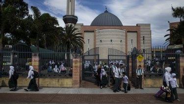 Malek Fahd Islamic School in Greenacre.
