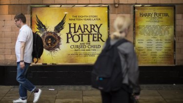 The London run of <i>Harry Potter and the Cursed Child</i> will continue until at least December 2017.